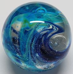 Winlock Marbles Opaque/Transparent by WinlockMarbles on Etsy