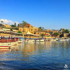 The serene shore of #Byblos By @kabrianos #WeArebanon