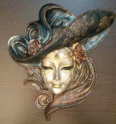 #mask#dekorasyon #duvarsüsü#polyesterboyama #kendinyap#elyapımı#maske#instasell #instaartist#boyama#maskpainting#handmade
