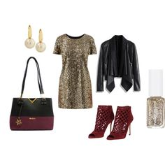 """Posh Parties"" by handbagheaven on Polyvore"