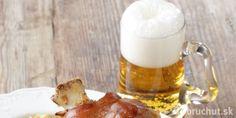 Pečené koleno na pive