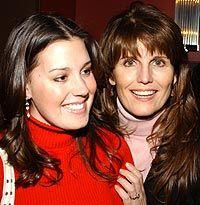 Lucie Arnaz  daughter Katharine Luckinbill / actress Lucille Ball's grandaughter