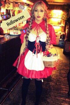 Happy halloween!! AAA 伊藤千晃オフィシャルブログ「美食音(Bijyo)Diary」 http://ameblo.jp/chiakiki110/entry-11393031634.html