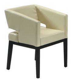 Leather Arm Chair   Wayfair