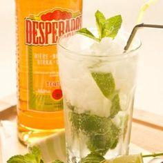 Le mojito revisité avec de la bière Desperados