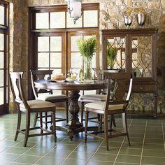 Barrington Farm High/Low Dining Room Set W/ Pub Chairs Legacy Classic | Furniture Cart