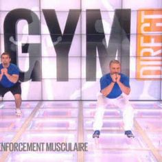 Gym Direct - 07/11/2013 - Mohamed : Renforcement musculaire