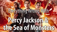 Everything Wrong With Percy Jackson & The Sea Of Monsters HATE THIS MOVIE WITH ALLLLLLLLLLLLLLLLLLLLLLLLLLLLLLLLLLLLLLLLLLLLLLLLLLLLLLLLLLLLLLLLLLLLLLLLLLLLLLLLLLLL MY HEART