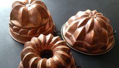 3 Fancy Vintage Copper Moulds