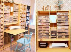 craft+room+organization