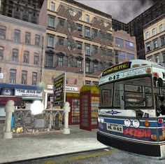 Bus Stop  http://www.flickr.com/photos/jeighgurbux/6173087673/in/photostream/