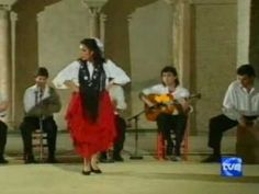 Eva la Yerbabuena | Flamenco Baile | Although an alegrias, it is impossible not to cry with Eva's fierce, emotionally-intense interpretation.