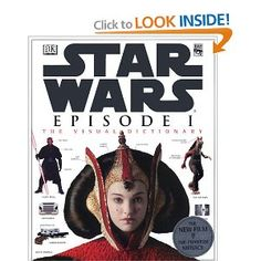 The Visual Dictionary Star Wars, Episode I - The Phantom Menace Book Dk Books, Cool Books, Visual Dictionary, Star Wars Books, Battle Droid, The Phantom Menace, Best Books To Read, Sea Monsters, Underwater World