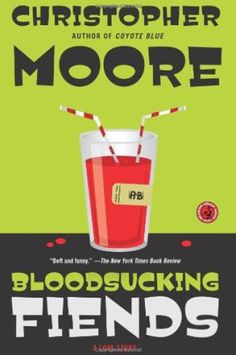 {Review} Bloodsucking Fiends by Christopher Moore