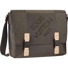 767f8d4485 Men Louis Vuitton Damier Geant Canvas Loup Earth M93077 Buy Louis Vuitton