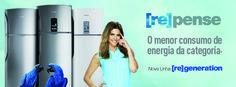 Panasonic: economia e tecnologia inteligente!. Veja mais em efacil.com.br/simplifica