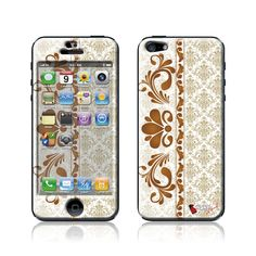 """Kingstyle"" Doming SmartphoneCover - iPhone5 www.cushyskins.com"
