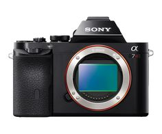 The α7R kicks it up to 36 MP.
