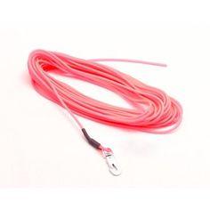 Sporline Gummiert Rosa 4mm -15m Personalized Items, Pink, Doggies