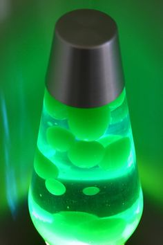Lava Lamps!!!  Remember these??  I think they made a come-back, like, 10 years ago or so.