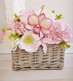 Реалистичные цветы из фоамирана
