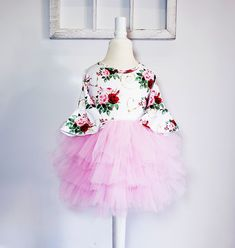 Your place to buy and sell all things handmade Dama Dresses, Cute Dresses, Flower Girl Dresses, Prom Dresses, Baby Girl Fashion, Toddler Fashion, Kids Fashion, Boho Birthday, My Baby Girl