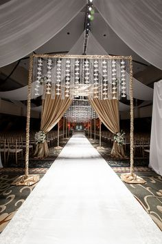 down the aisle  Real Indian Wedding:  Neha   Raj (Part 1 of 2)