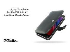 PDair Asus Zenfone Selfie ZD551KL Leather Book Case