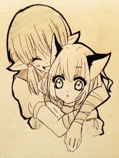 Ichigo and Kisshu from Tokyo Mew Mew <3 They should have been together in the end