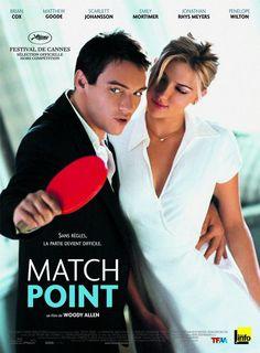 Match Point - Woody Allen - SensCritique