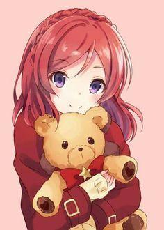 Teddys♡ Katana (13) freut sich einen Teddy gesehen zu haben xD
