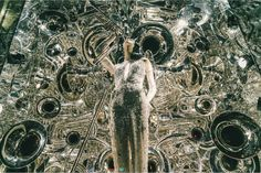 Bergdorf Goodman presenta: le arti. La musica. (Vetrina: Bergdorf Goodman, New York)