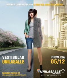 Unilasalle - vestibular 2011