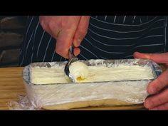 Domowe lody waniliowe z 3 składników ! /#Oddaszfartucha - YouTube How To Eat Less, Gelato, Bread Recipes, Smoothies, Ice Cream, Candy, Cheese, Homemade, Make It Yourself