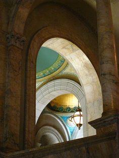 Arches   Boston Public Library, Boston, MA    Flickr - Photo Sharing!