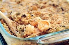 Seafood and Fish Casseroles on Pinterest | Tuna Casserole, Seafood and ...