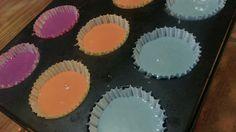 Unicorn cupcakes #rainbow #heaven #unicorn #party #birthday #kids #party