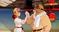'Porco Rosso' 1992 (Gendomike, 2011)