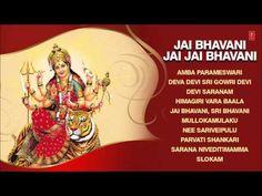 Bhavani ashtakam Meditation Music, Guided Meditation, Indian Gods, Durga, Prayers, Videos, Prayer, Beans