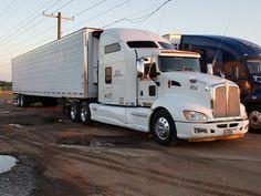 Truck Paint, Semi Trucks, Rigs, Trailers, Vehicles, Vintage, Cars, Kenworth Trucks, Custom Trucks