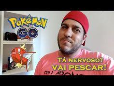 New on my channel: Tá nervoso? Vai pescar! Pokémon Go (Parte 23) https://youtube.com/watch?v=NCEonnh9PWw