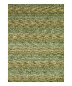 Take a look at this Herbal Garden Frazier Wool Rug by Loloi Rugs on #zulily today!