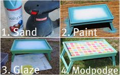 Lap table for kids Lap Table, Boys Food, Arts And Crafts, Diy Crafts, Toddler Snacks, Trash To Treasure, Just Do It, Craft Projects, Craft Ideas