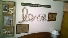 Sonhar, Projectar, Realizar: Love Wall