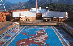 CHRISTINA O. Swimming Pool / Dance Floor