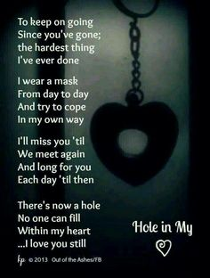 247 Best Missing my brother images | Grief, Miss you mom