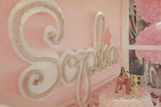 Rope Name: Sophia's Cowgirl Ranch themed birthday party via Karas Party Ideas KarasPartyIdeas.com #cowboy #cowgirl