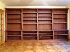 Sun Interier - Zakázková výroba nábytku. Výroba knihoven, nábytek z masivu, nábytek na míru. Bookcase, Shelves, Home Decor, Shelving, Decoration Home, Room Decor, Book Shelves, Shelving Units, Home Interior Design