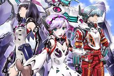 "Mecha Anime Greats Come Together for ""Starwing Paradox"""