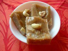 Goan Ragi Pudding/ Finger Millet Pudding
